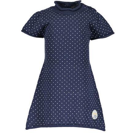 BLUE SEVEN Girl Sukienka z potu jest niebieska.