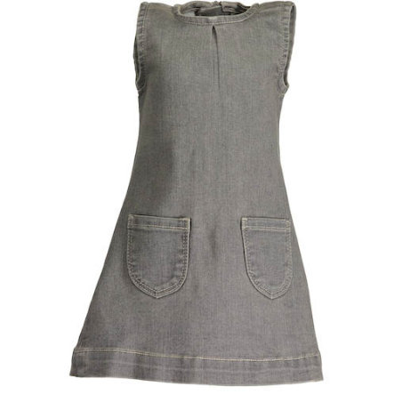 BLUE SEVEN Jeans jurk grijs