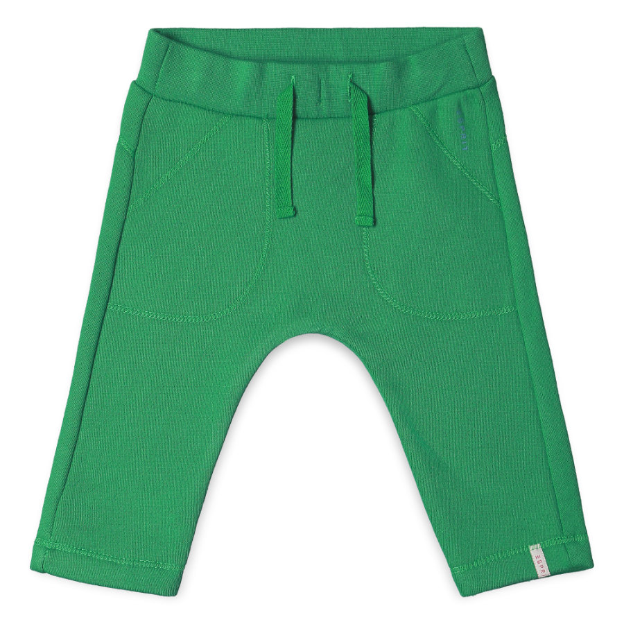 ESPRIT Boys Pantalón de chándal verde brillante