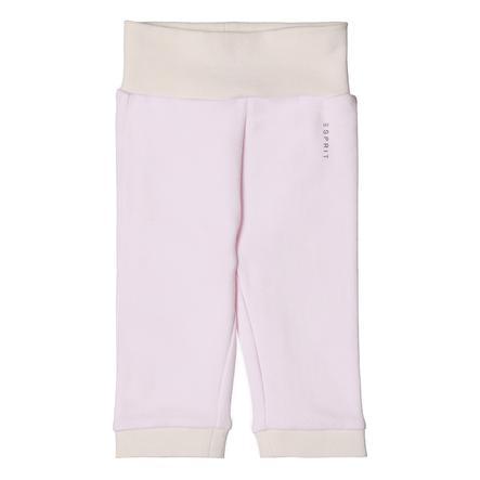 ESPRIT Girl s Pantalon de survêtement rose clair