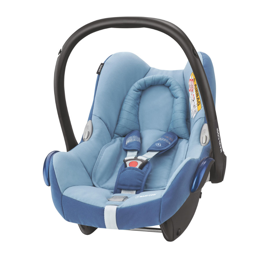 MAXI COSI Babyschale CabrioFix Frequency Blue