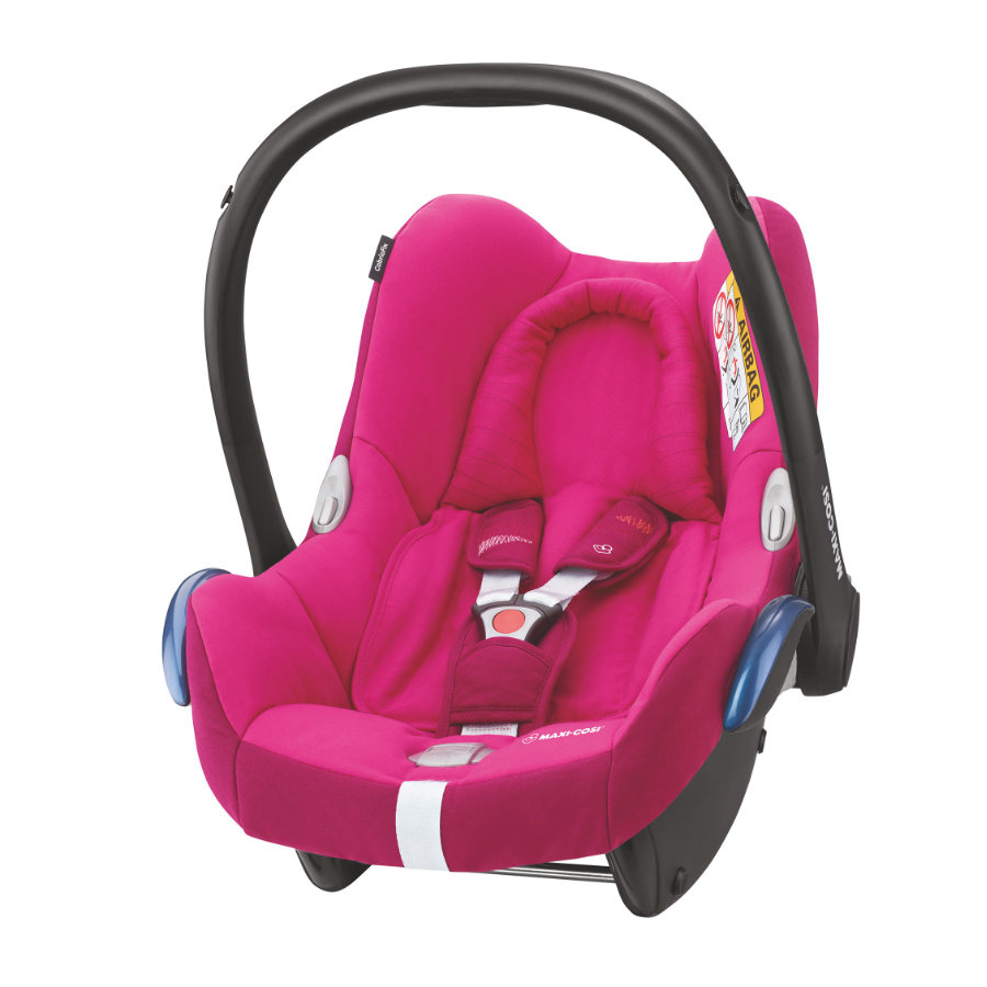 MAXI COSI Reiswieg Cabriofix Frequency pink