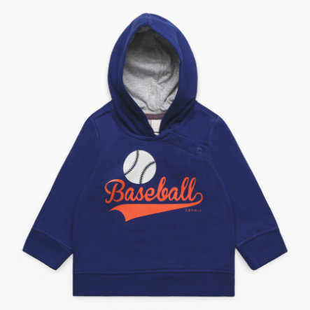 ESPRIT Boys Hooded sweater diepe indigo