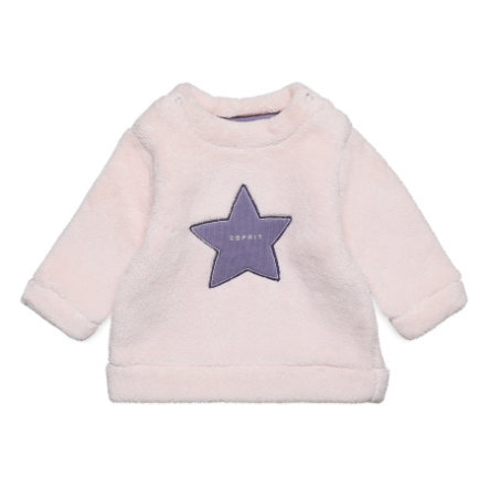 ESPRIT Girls Sweatshirt light pink