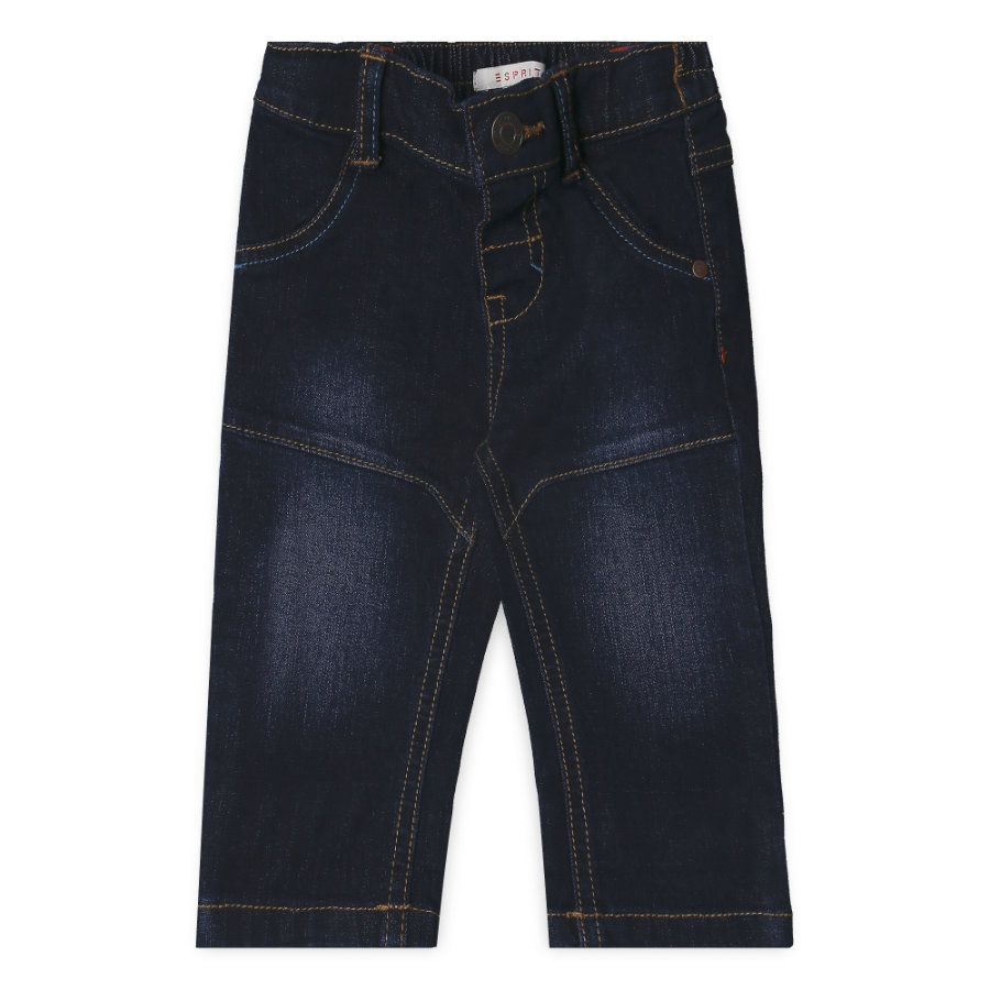 ESPRIT Boys Jeans dark indigo denim