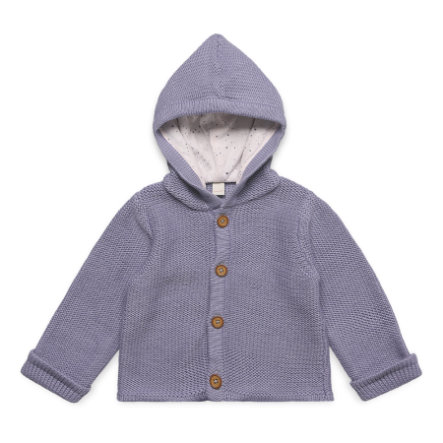 ESPRIT Boys Strickjacke pearl grey