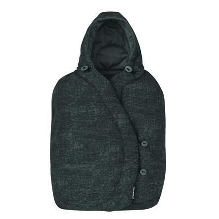 MAXI COSI Saco cubrepiés para portabebés Nomad Black