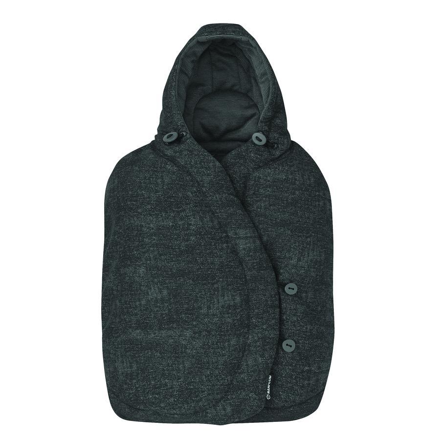 MAXI COSI Fußsack für Babyschalen Nomad Black