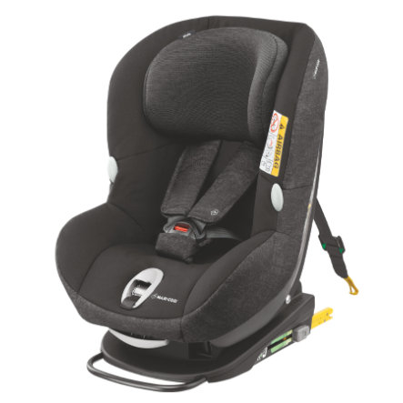 MAXI-COSI® Fotelik samochodowy MiloFix Nomad Black