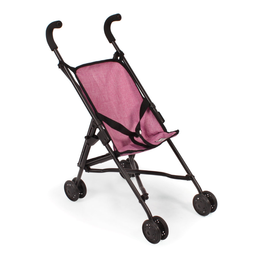 CHIC 2000 Mini Buggy ROMA golfky pro panenky - Jeans pink