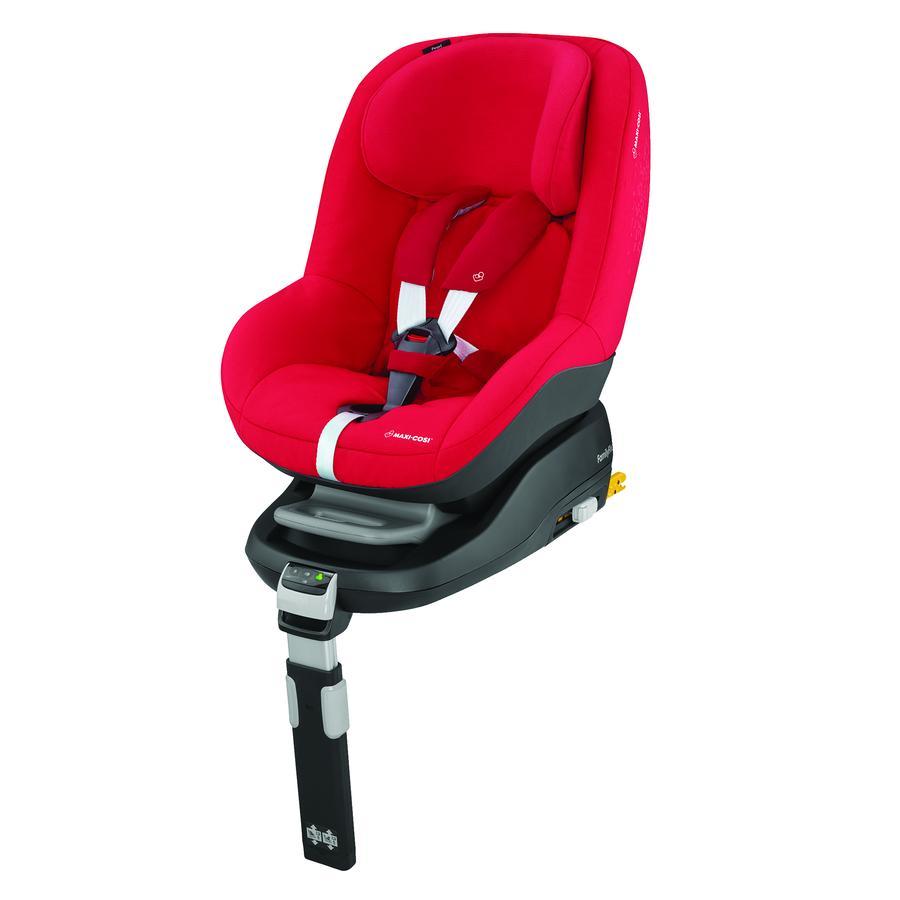 MAXI COSI Kindersitz Pearl Vivid Red