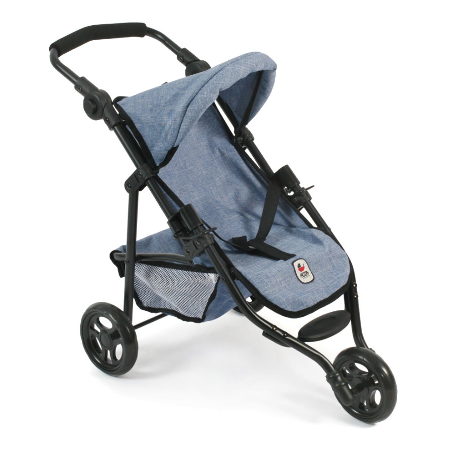 """CHIC 2000 Jogging-Buggy """"LOLA"""" - Jeans blue"""