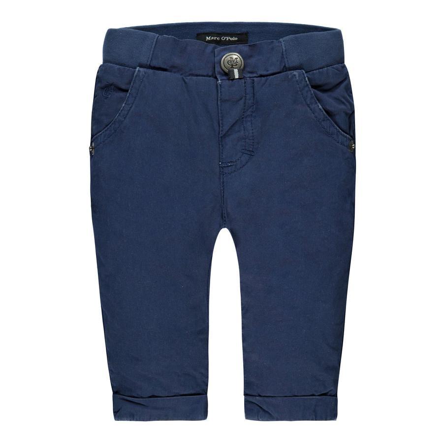 Marc O'Polo Boys Pants, marynarka wojenna.