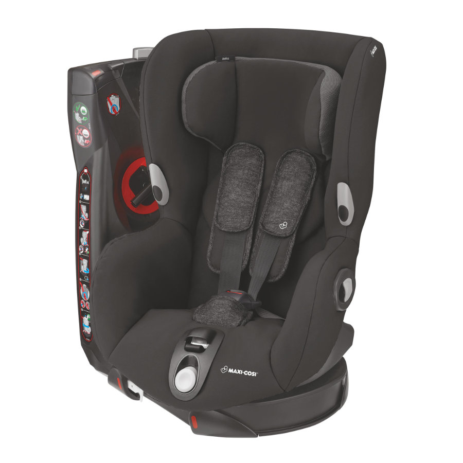 MAXI-COSI® Kindersitz Axiss Nomad Black