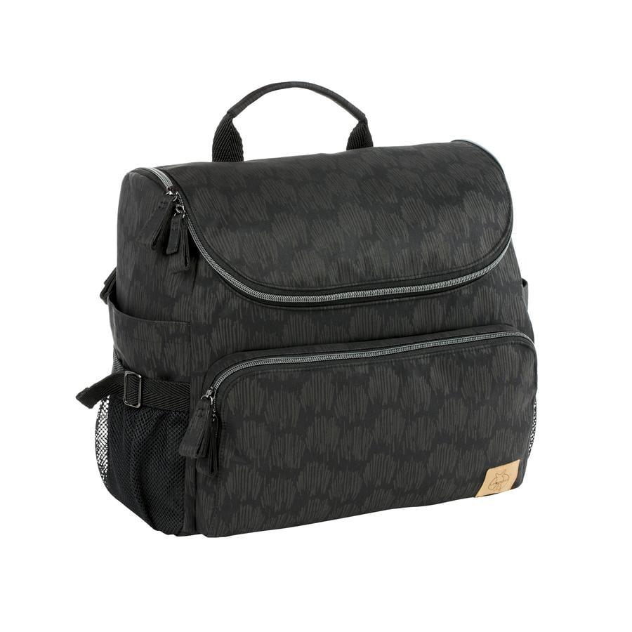 LÄSSIG Wickeltasche Casual All-a-round Bag Black