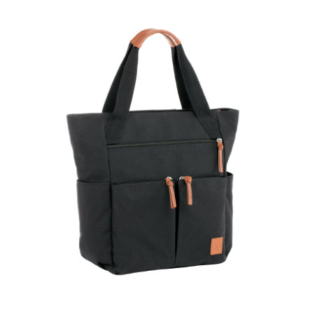 LÄSSIG přebalovací taška Vintage Friisa Bag Black