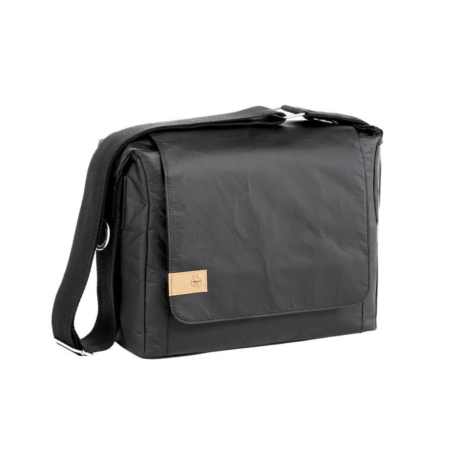 LÄSSIG Sac à langer green label Messenger bag tyve noir