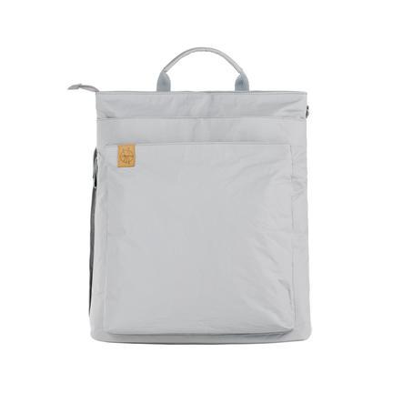 LÄSSIG Wickeltasche Green Label Tyve Backpack Grey