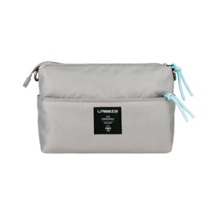 LÄSSIG Torebka Green Label  Pouch POP grey