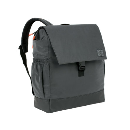 LÄSSIG Bolso cambiador Vintage Little One & Me Backpack Big Black