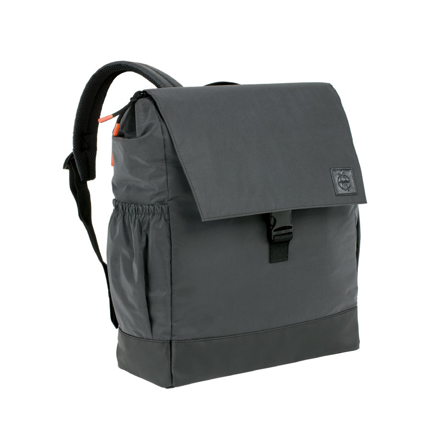 LÄSSIG Wickeltasche Vintage Little One & Me Backpack Big black