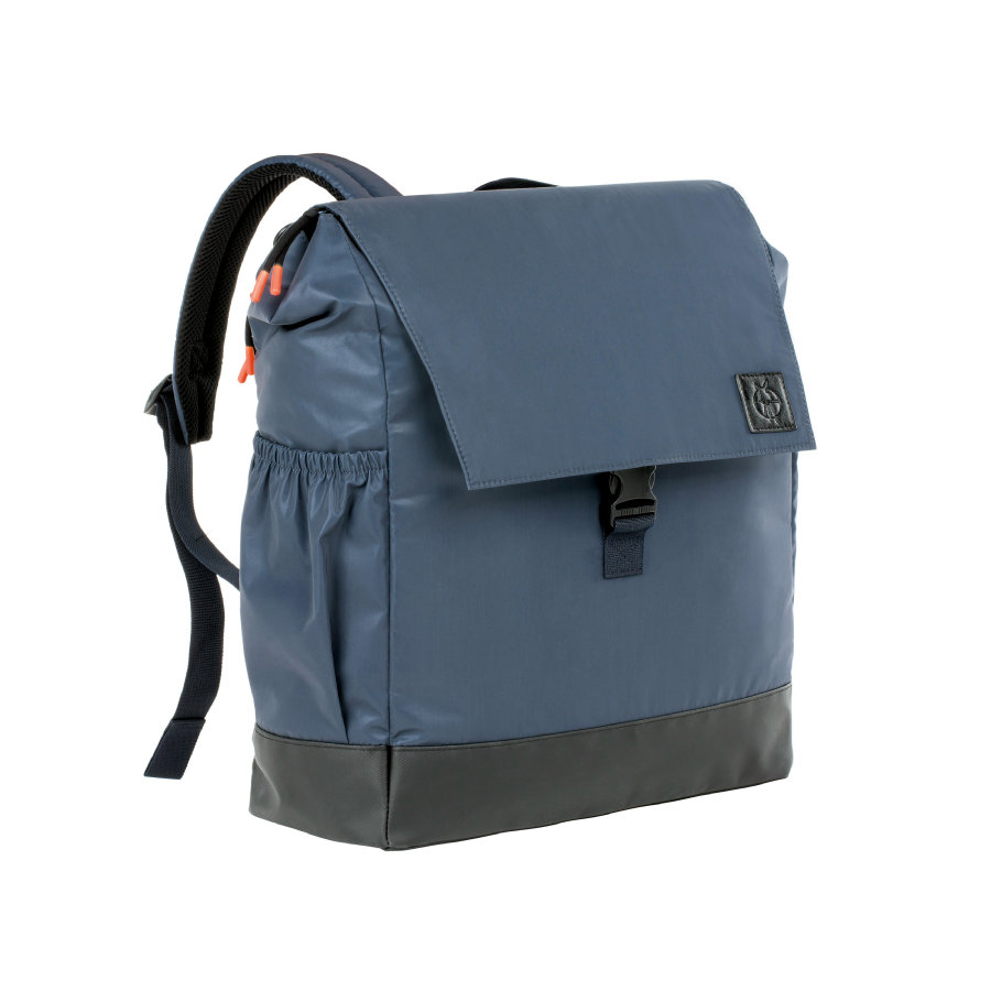 LÄSSIG Wickelrucksack Vintage Little One & Me Backpack Big blue