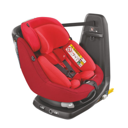 MAXI COSI Kindersitz AxissFix Plus Vivid Red
