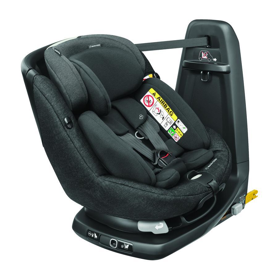 MAXI COSI Silla de coche AxissFix Plus Nomad Black