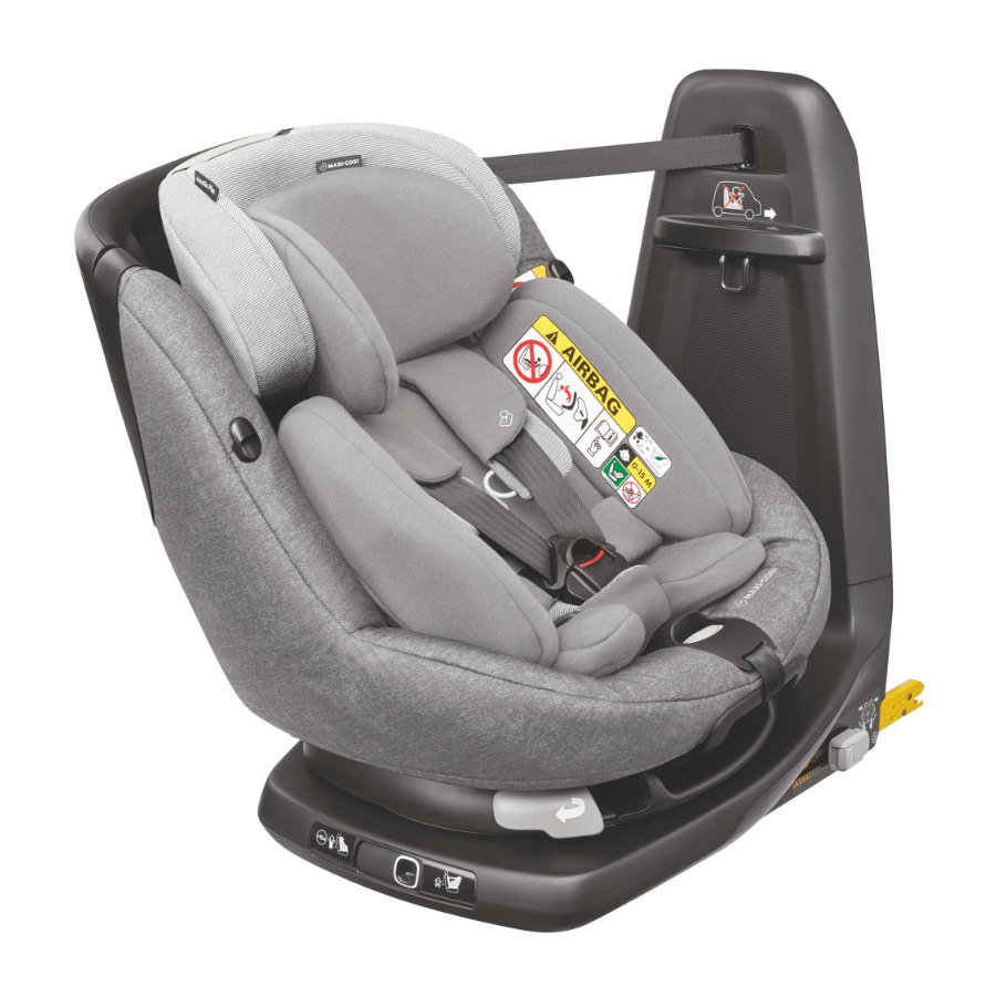 MAXI COSI Car Seat AxissFix Plus Nomad Grey