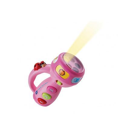 vtech® Fröhliche Taschenlampe pink