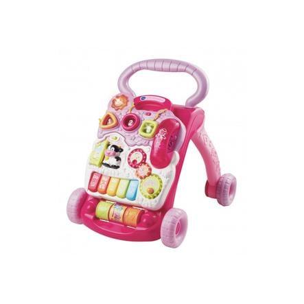vtech® Spiel- und Laufwagen pink