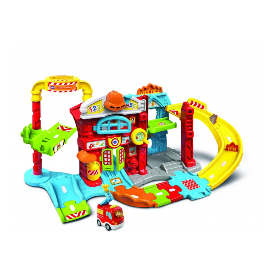 vtech tut tut baby flitzer feuerwehrstation. Black Bedroom Furniture Sets. Home Design Ideas