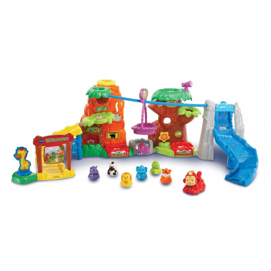 vtech® Tip Tap Baby Tiere - Safaripark