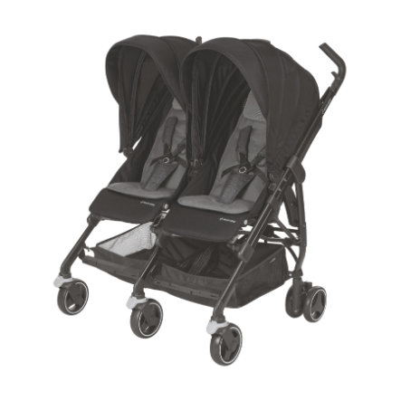 MAXI COSI Zwillingsbuggy Dana For2 Nomad Black