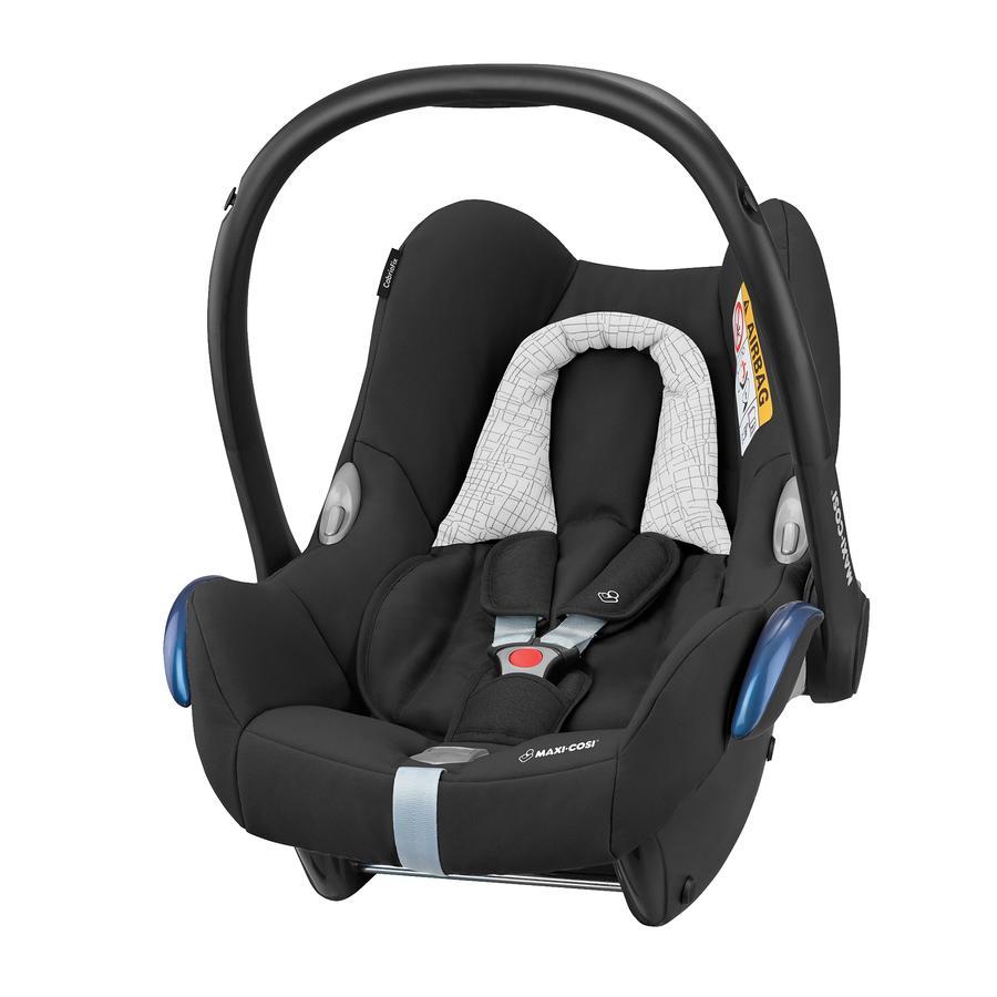 MAXI COSI Babyschale CabrioFix Black Grid