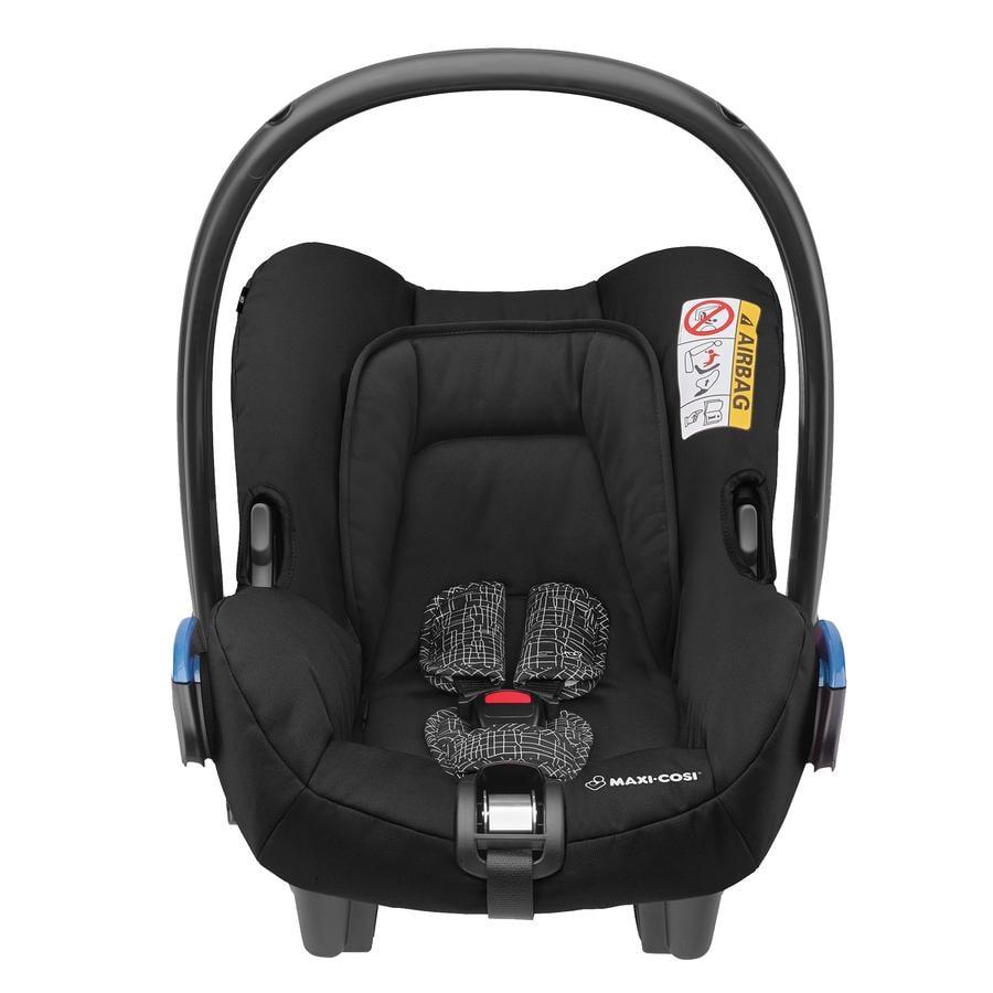 MAXI-COSI Fotelik samochodowy Citi Black Grid