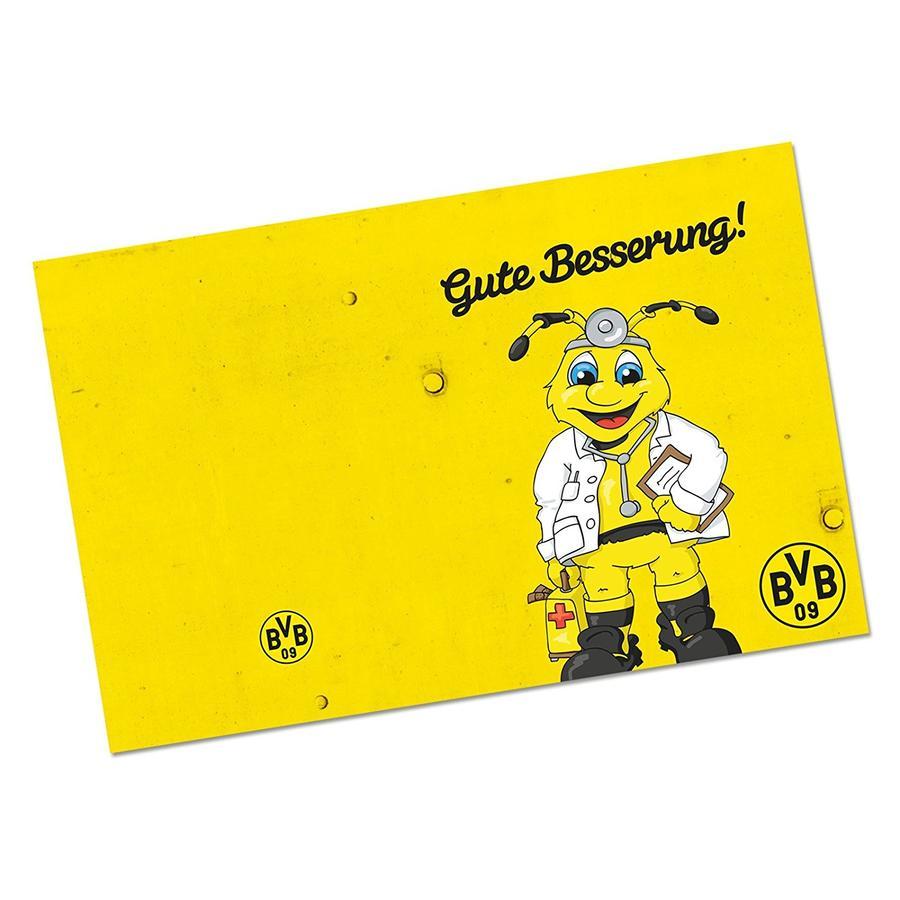 BVB EMMA-Grußkarte