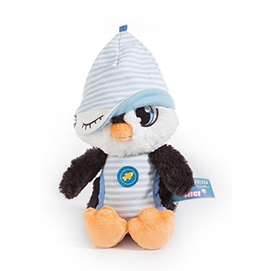 NICI Cuffie da notte coccolone pinguino giocattolo pinguino Koosy 22 cm 40843