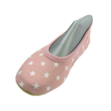 TROSTEL Girl s Scarpa da ginnastica Scarpa Bambino stelle rosa