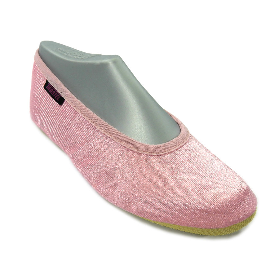 TROSTEL Girls Gymnastikschuh Satin rose
