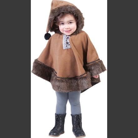 Funny Fashion karnevaldräkt Eskimo Nalu