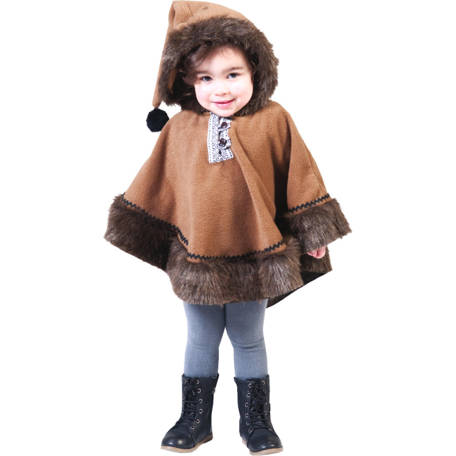 Funny Fashion Carnaval klederdracht Eskimo Nalu