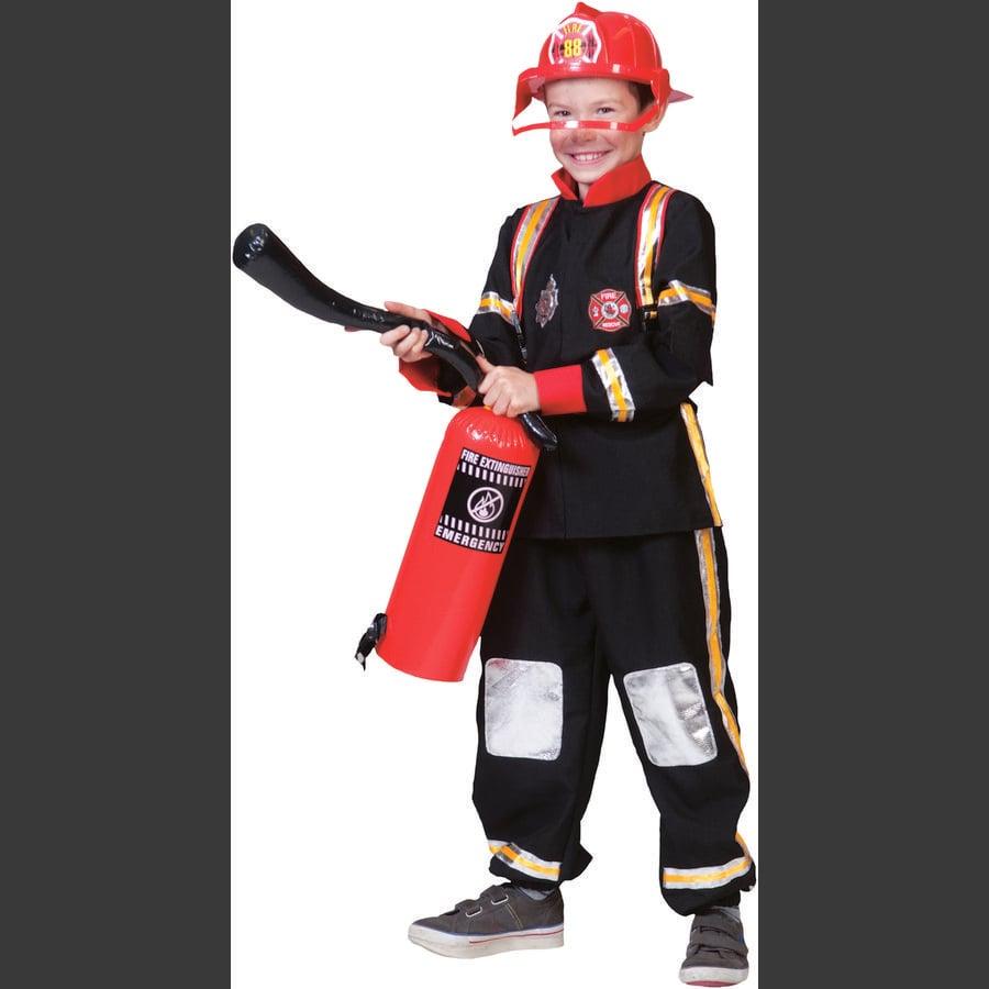 FUNNY FASHION Costume Carnaval enfant Pompier