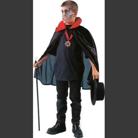 FUNNY FASHION Carnaval kostuum Dracula cape