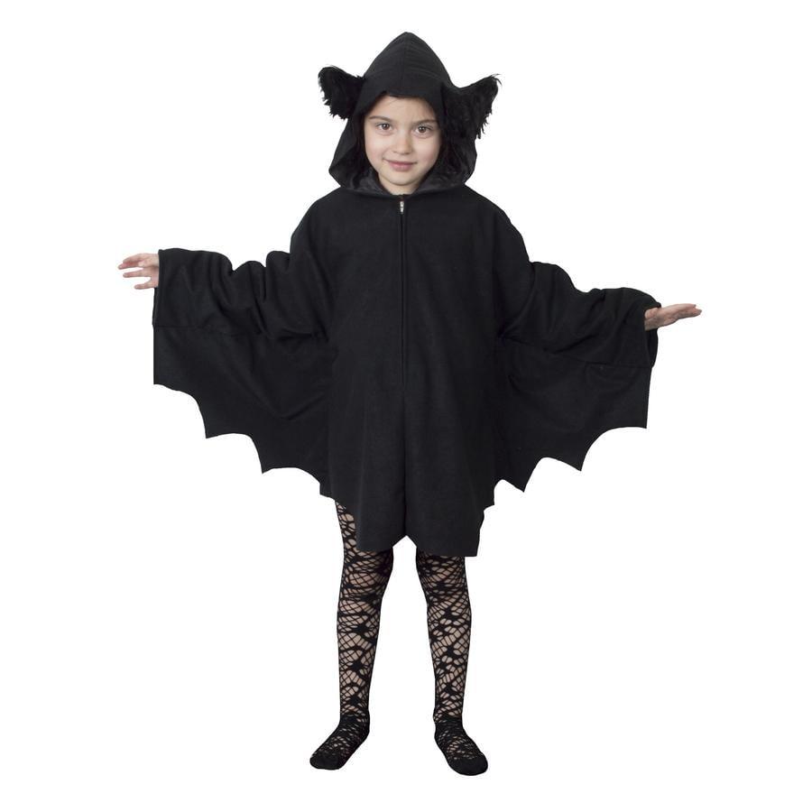 Funny Fashion Carnaval kostuum vleermuis cape