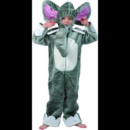 Funny Fashion Traje de carnaval elefante dumbo