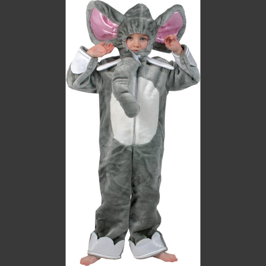Funny Fashion Carnaval klederdracht olifanten dumbo