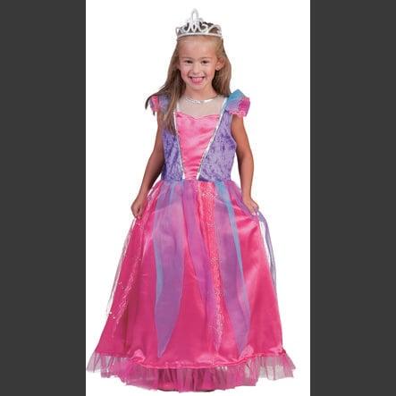 FUNNY FASHION Carnaval Kostuum Prinses Tulina
