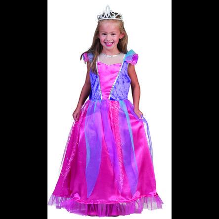 FUNNY FASHION Karneval Kostüm Prinzessin Tulina
