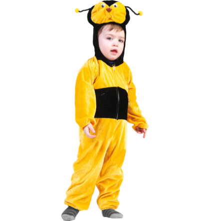 FUNNY FASHION Carnaval kostuum bijen